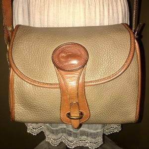 Dooney & Bourke Women's Vintage Leather Handbag